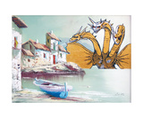 Ghidra Attacks A Small Coastal Village