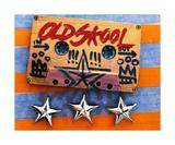 Old Skool Cassette Tape