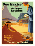 New Mexico and Arizona Rockies - Land of History and Mystery
