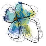 Azure Petals I