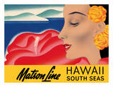 Hawaii And South Seas - Matson Lines