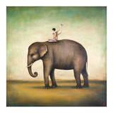 Eternal Companions Reproduction d'art par Duy Huynh