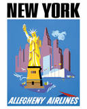 New York - Allegheny Airlines