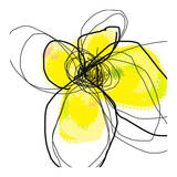 Yellow Petals Three