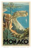 Monaco - Monte Carlo  French Riviera