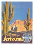 Santa Fe Railroad - Arizona