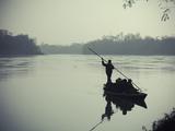 Nepal  Chitwan National Park  Narayani River