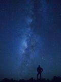 USA  Hawaii  the Big Island  Mauna Kea Observatory (4200m)