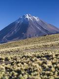 Chile  Atacama Desert  San Pedro De Atacama  Ruta 27 CH Highway