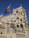 Azerbaijan  Baku  Government House  Housing Various State Ministries of Azerbaijan