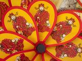 China  Hong Kong  Stanley Market  Detail of Fans