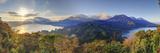Indonesia  Bali  Central Mountains  Munduk  Danau Buyan and Danau Tablingan Lake