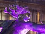 England  London  Trafalgar Square  Fountain