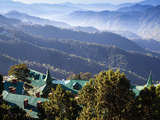 India  Himachal Pradesh  Shimla  View of Mountains