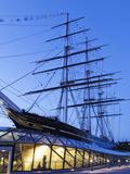 England  London  Greenwich  Cutty Sark