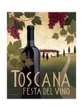 Wine Festival I Giclée premium par Marco Fabiano