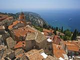 Roquebrune  Cote D´Azur  Alpes-Maritimes  Provence-Alpes-Cote D'Azur  Frankreich
