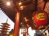 Japan  Tokyo  Asakusa  Asakusa Kannon Temple