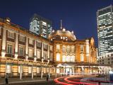Japan  Honshu  Kanto  Tokyo  Tokyo Station