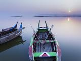 Sunrise  Amarapura  Mandalay  Burma  Myanmar
