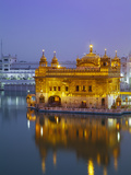 India  Punjab  Amritsar  the Harmandir Sahib   Known As the Golden Temple