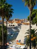 Croatia  Dalmatia  Dubrovnik  Old Town (Stari Grad)  Old Harbour