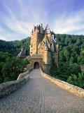 Burg Eltz  Near Cochem  Moselle River Valley  Rhineland-Palatinate  Germany