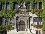 Market Square  Quedlinburg  UNESCO World Heritage Site  Harz  Saxony-Anhalt  Germany