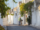 Trulli Houses  Alberobello  Apulia  Puglia  Italy