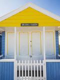 England  Suffolk  Southwold  Beach Huts