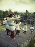 Indonesia  Bali  Besakih  Pura Agung Besakih Temple Complex