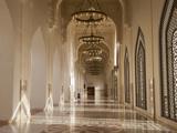 Qatar  Doha   Mohammed Bin Abdulwahhab Mosque - the State Mosque of Qatar