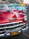 Classic American Car  Havana  Cuba