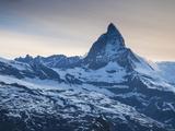 Matterhorn  Zermatt  Valais  Switzerland