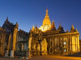 Myanmar (Burma)  Bagan  Ananda Temple