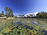 Indonesia  Bali  Candidasa  Lagoon