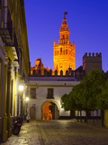 Spain  Andalucia  Seville Province  Cathedral of Seville  the Giralda Tower