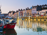 UK  Dorset  Jurassic Coast  Weymouth  Custom House Quay
