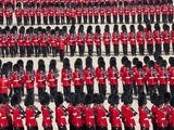 UK  England  London  Trooping the Colour Ceremony at Horse Guards Parade Whitehall