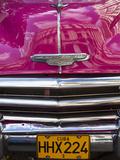 Classic American Car (Chevrolet)  Havana  Cuba