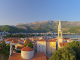 Montenegro  Budva  Old Town  Stari Grad  Church of the Holy Trinity