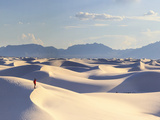USA  New Mexico  White Sands National Monument