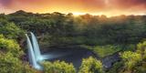 USA  Hawaii  Kauai  Wailua Falls