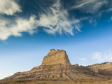 USA  Nebraska  Scottsbluff  Scotts Bluff National Monument