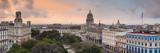 Capitolio and Parque Central  Havana  Cuba