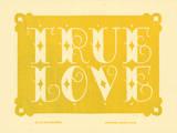 True Love (Yellow)