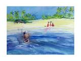 Candolim Beach  Goa  India  1998
