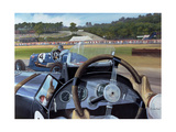Brooklands - from the Hot Seat