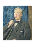 Portrait of William McElroy  1933