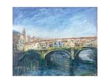 The Ponte Vecchio  Florence  1995